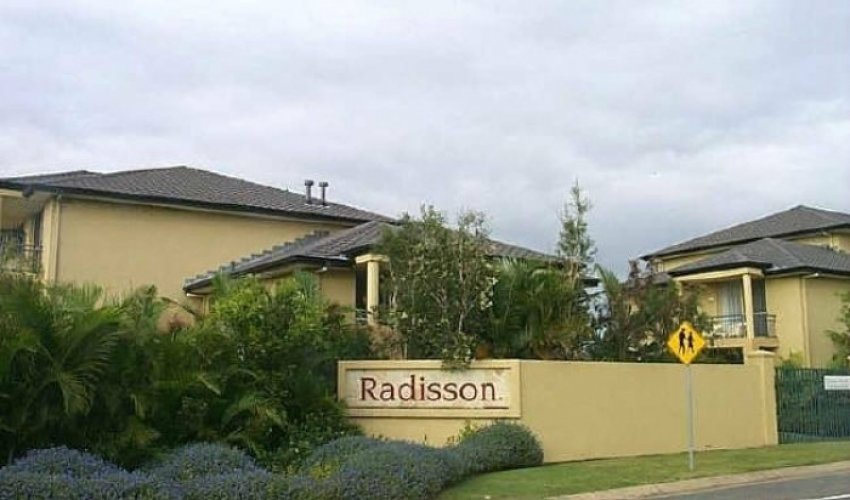 Gold Coast Unit - Radisson Resort