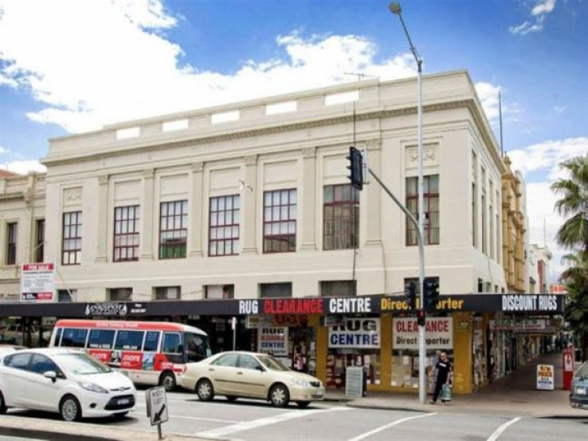 SOLD - Geelong Central Location Office