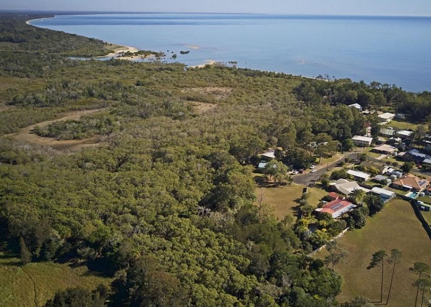Acreage property close to the beach - Trade dollar increase!